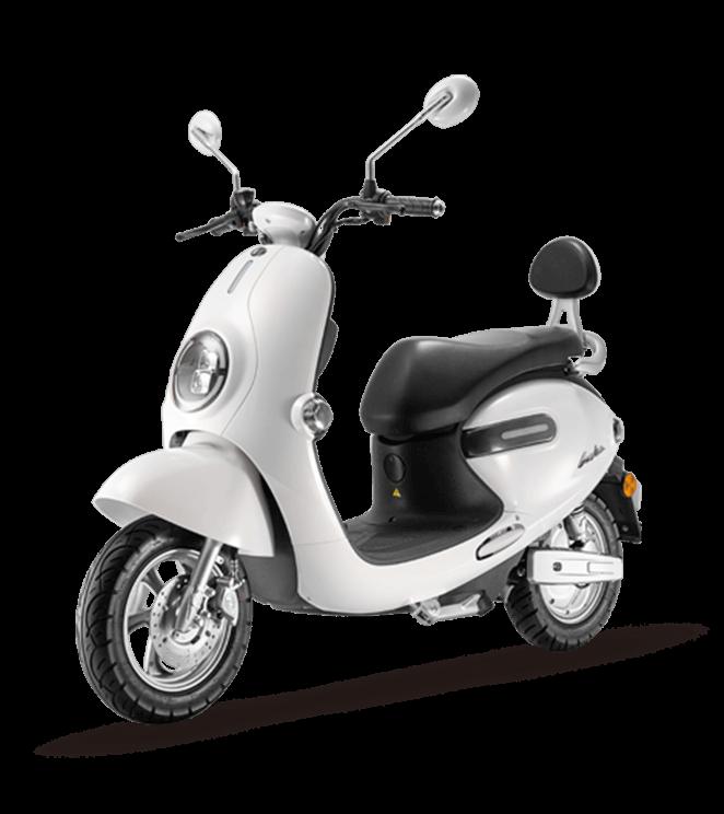 电动轻便摩托车